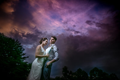 Best Asheville Wedding Photographer Hidden River