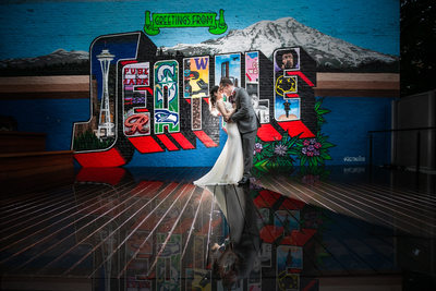 Best Seattle WA Destination Wedding Photographer
