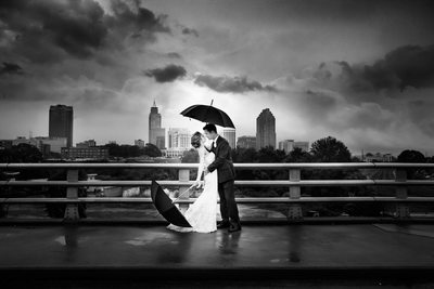 Boylan Bridge Raleigh Wedding Photographer