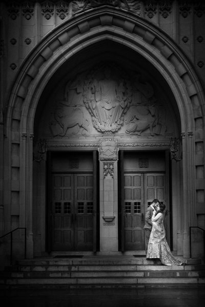 Indian Engagement Session, Princeton University, NJ