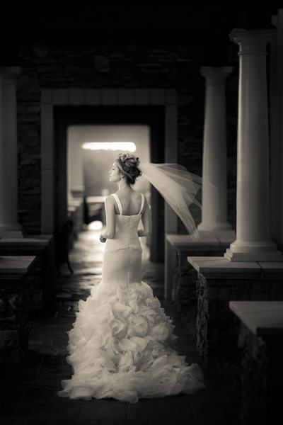 Raffaldini Vineyards Bridal Session Wedding Photography