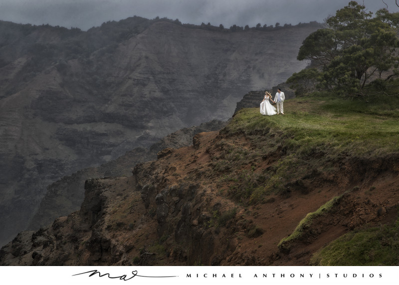 Destination Wedding Photographer Kauai