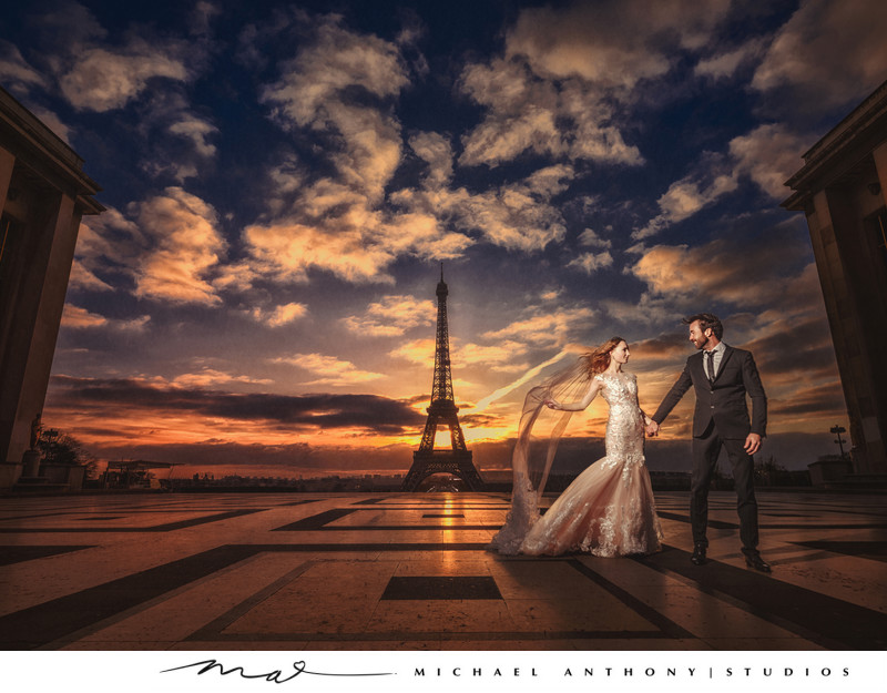 Paris Wedding photography