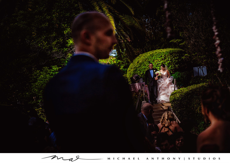 pasadena langham hotel wedding