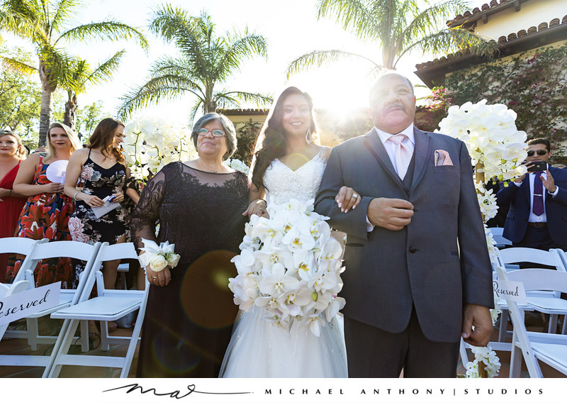 Hummingbird Nest Ranch Ceremony