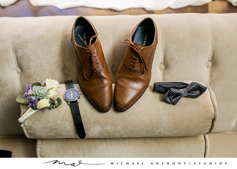 The Majestic Downtown Wedding Details