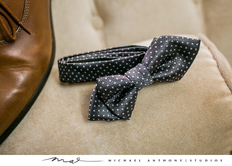 Majestic Downtown Wedding Bowtie