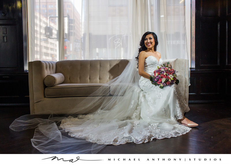 Majestic Downtown Bride Dress
