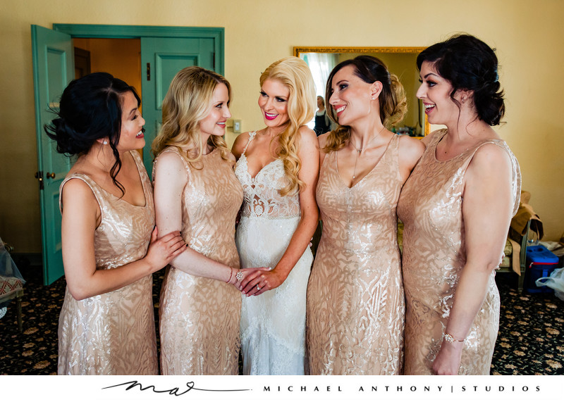 Bridesmaids at Ebell Theatre Los Angeles