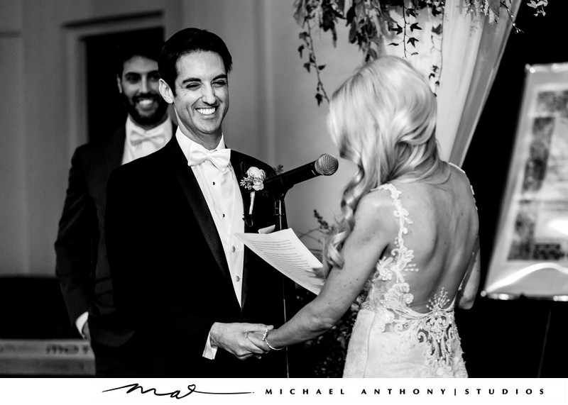 Candid Wedding Moments at Ebell Theatre Los Angeles