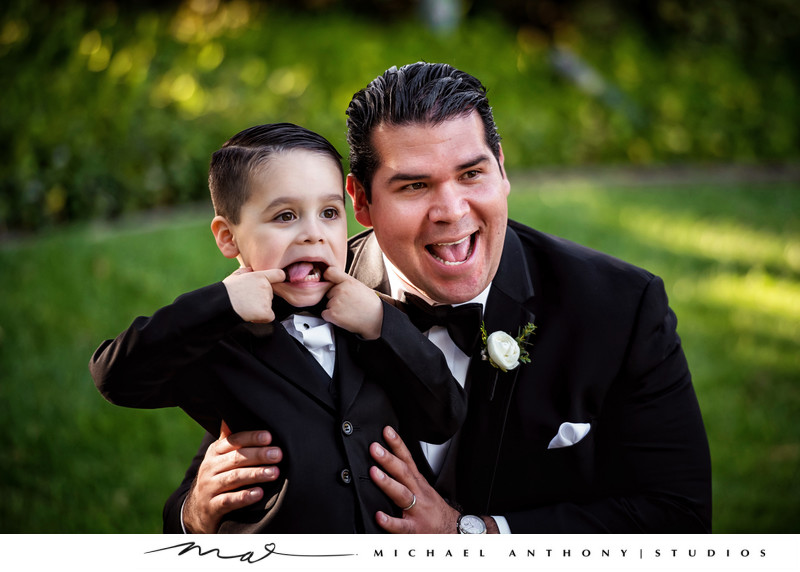 Ring Bearer Four Seasons Westlake Village
