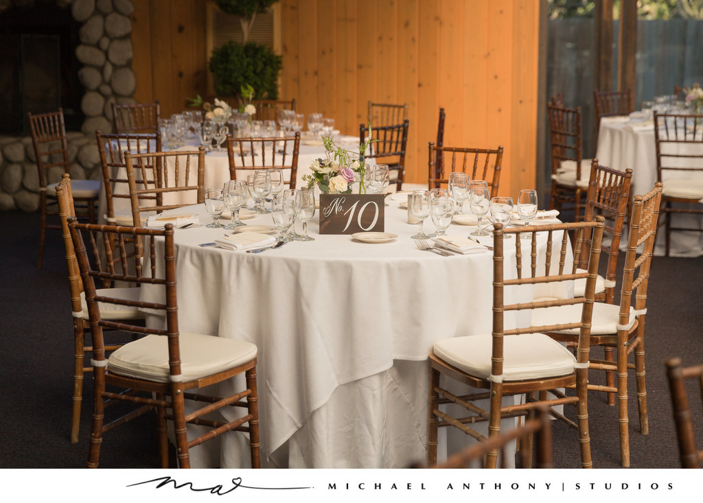 Calamigos Ranch Wedding Oak Room Cost