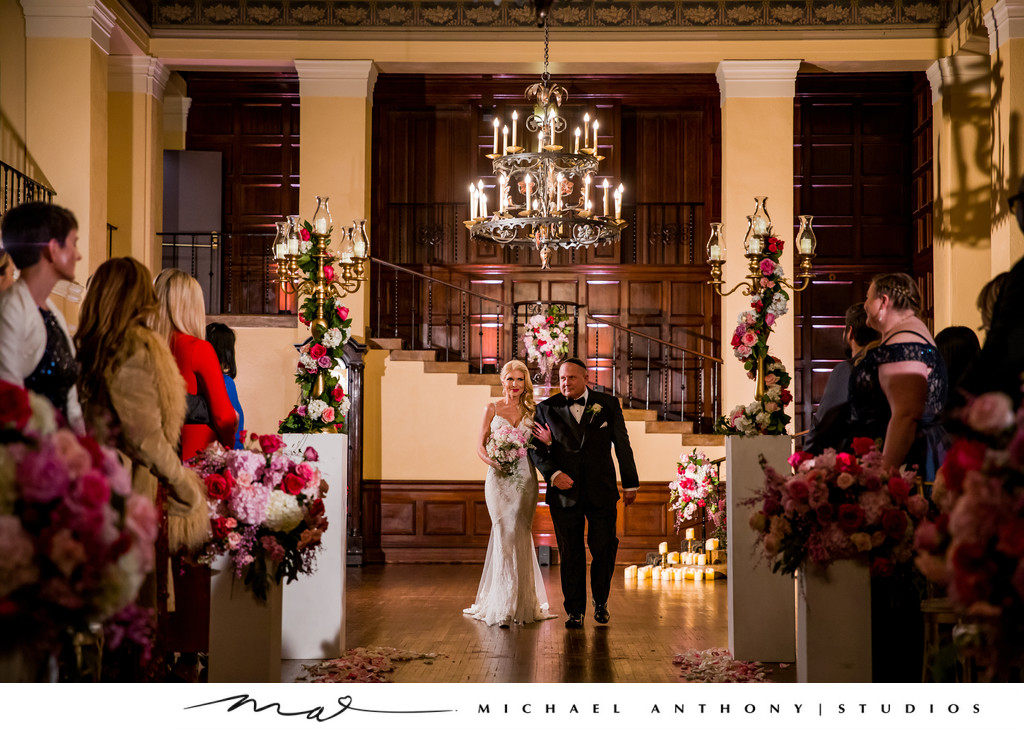 Ebell Theatre Los Angeles Wedding Ceremony