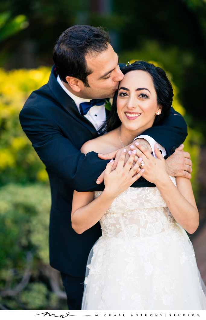 Wedding Portraits Four Seasons Westlake Village