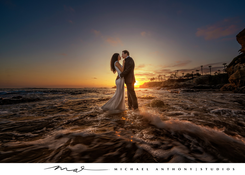 Montage Laguna Beach Wedding Photo