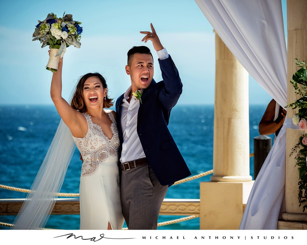 Grand Solmar Land's End Resort Wedding: Wedding Celebration