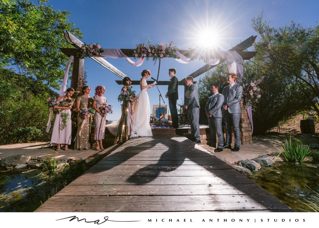 Serendipity Gardens Weddings: Wedding Ceremony