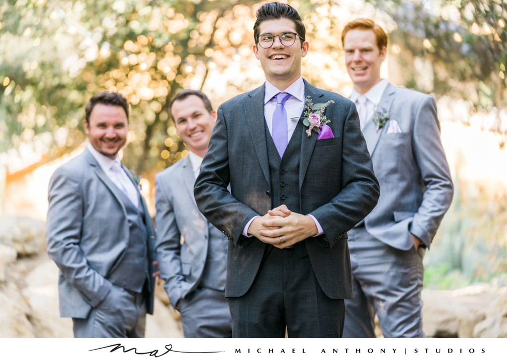 Serendipity Gardens Weddings: Groomsmen