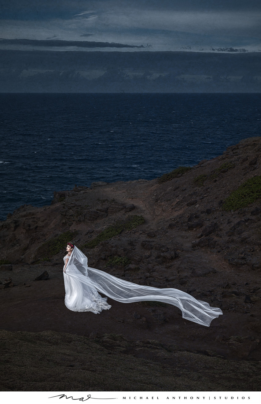 Maui Destination Wedding Photo Locations