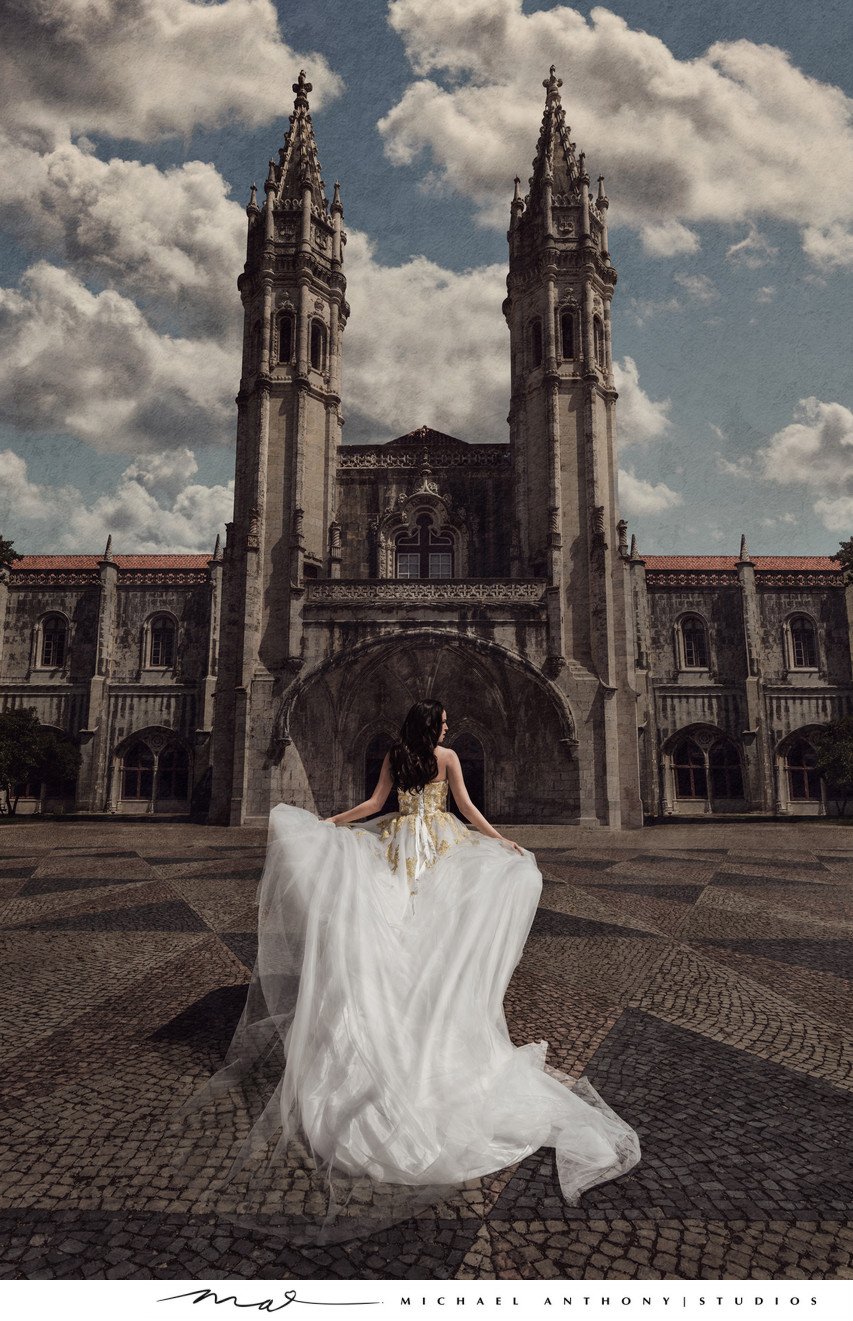 Lisbon Portugal Destination Wedding