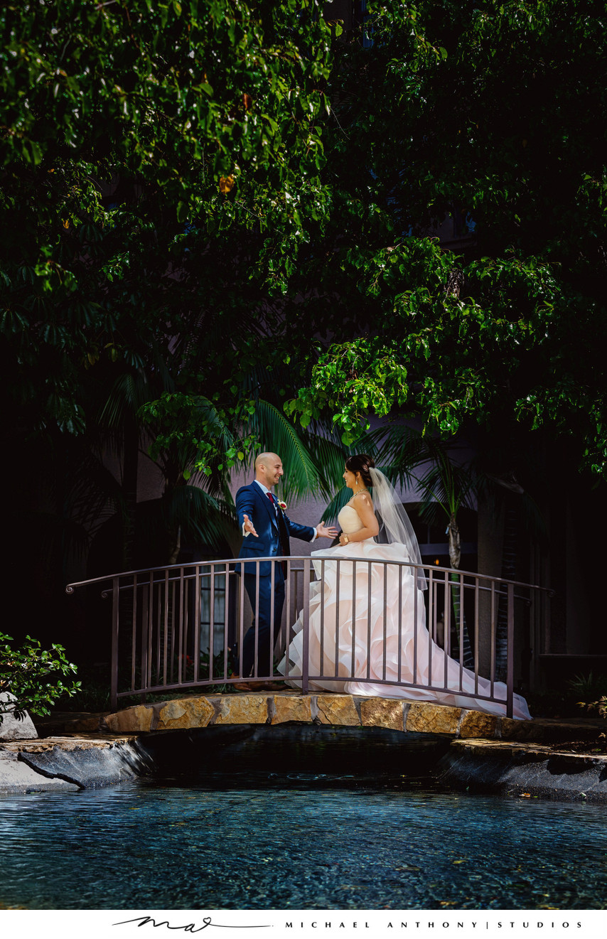 langham pasadena wedding photography