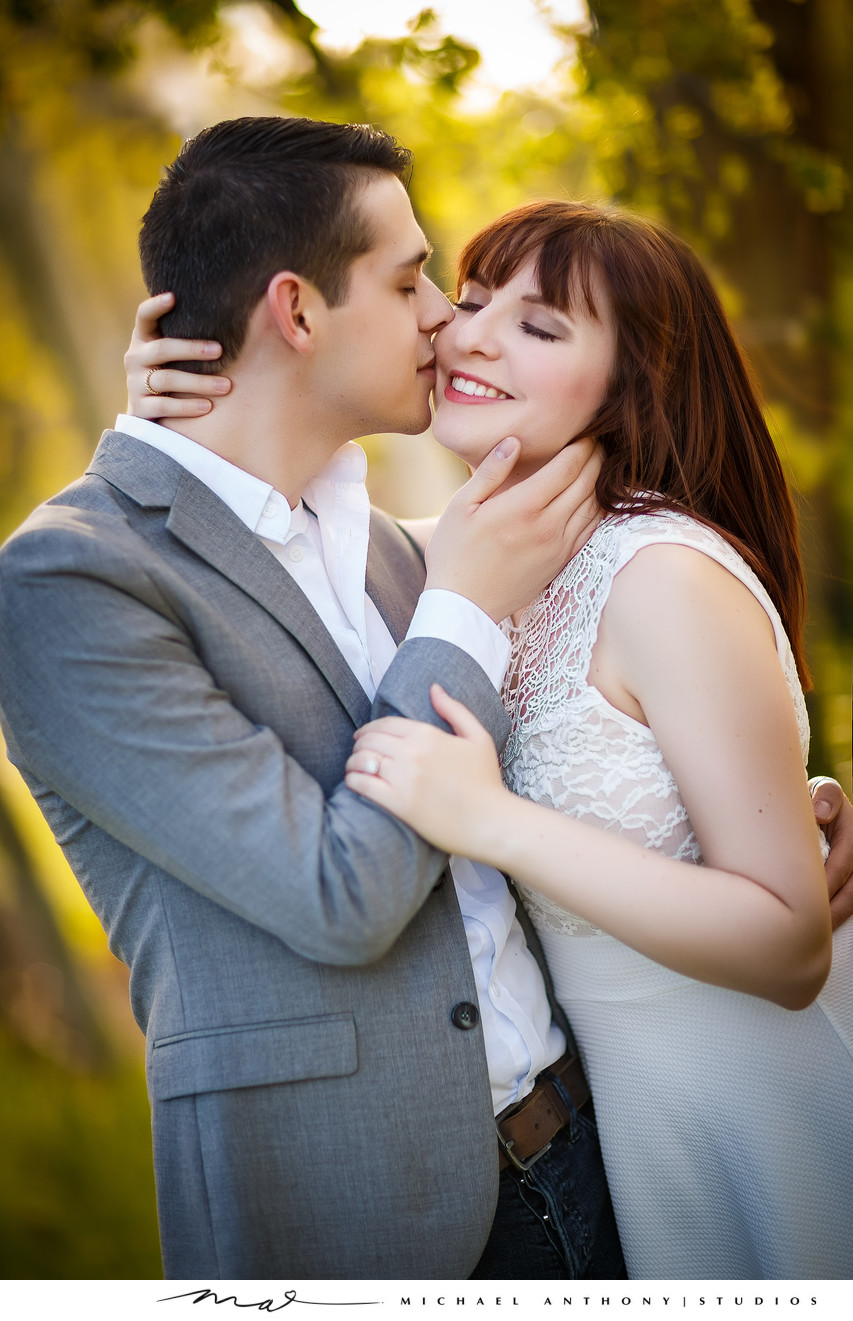 Engagement Photography at Placerita Canyon