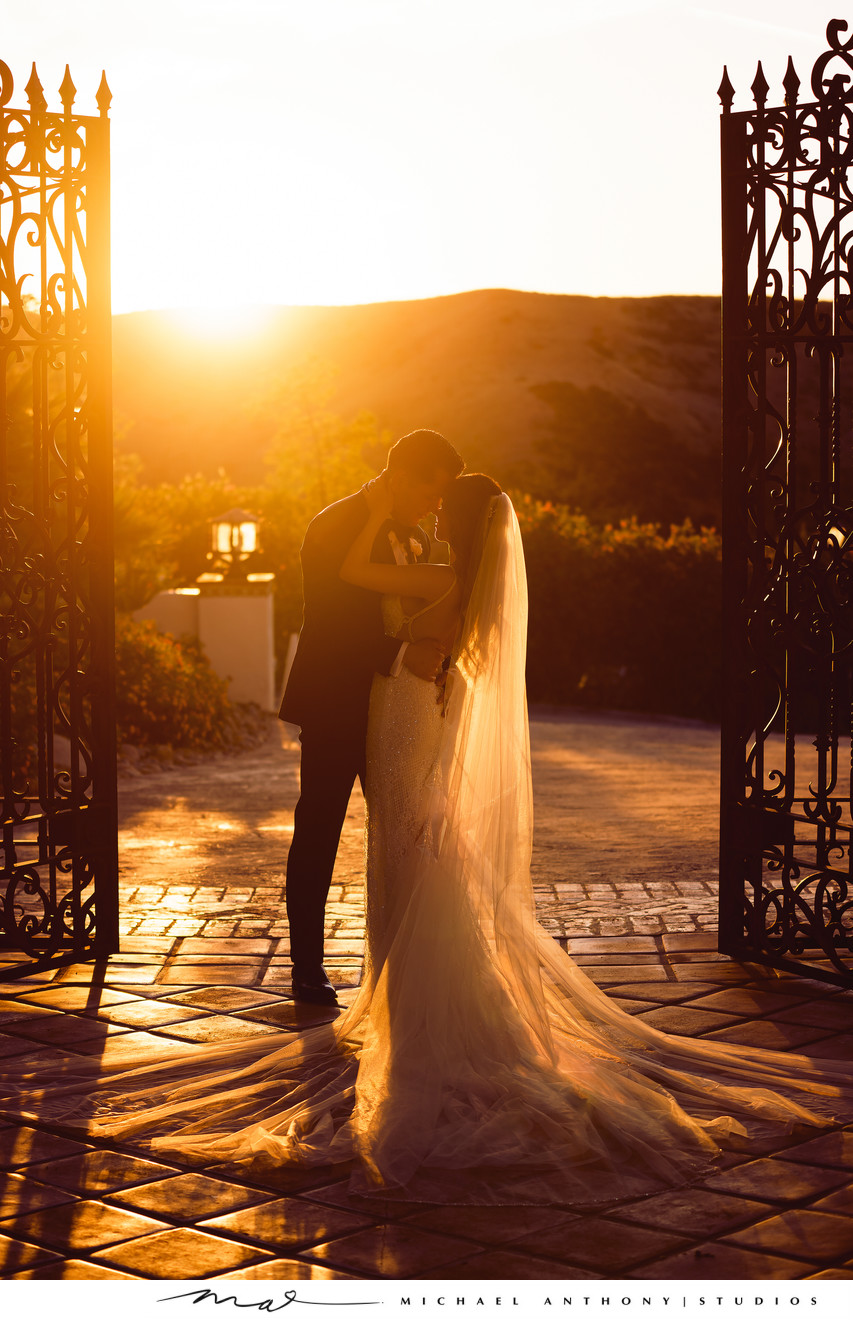 Sunset Portraits at Hummingbird Nest Ranch