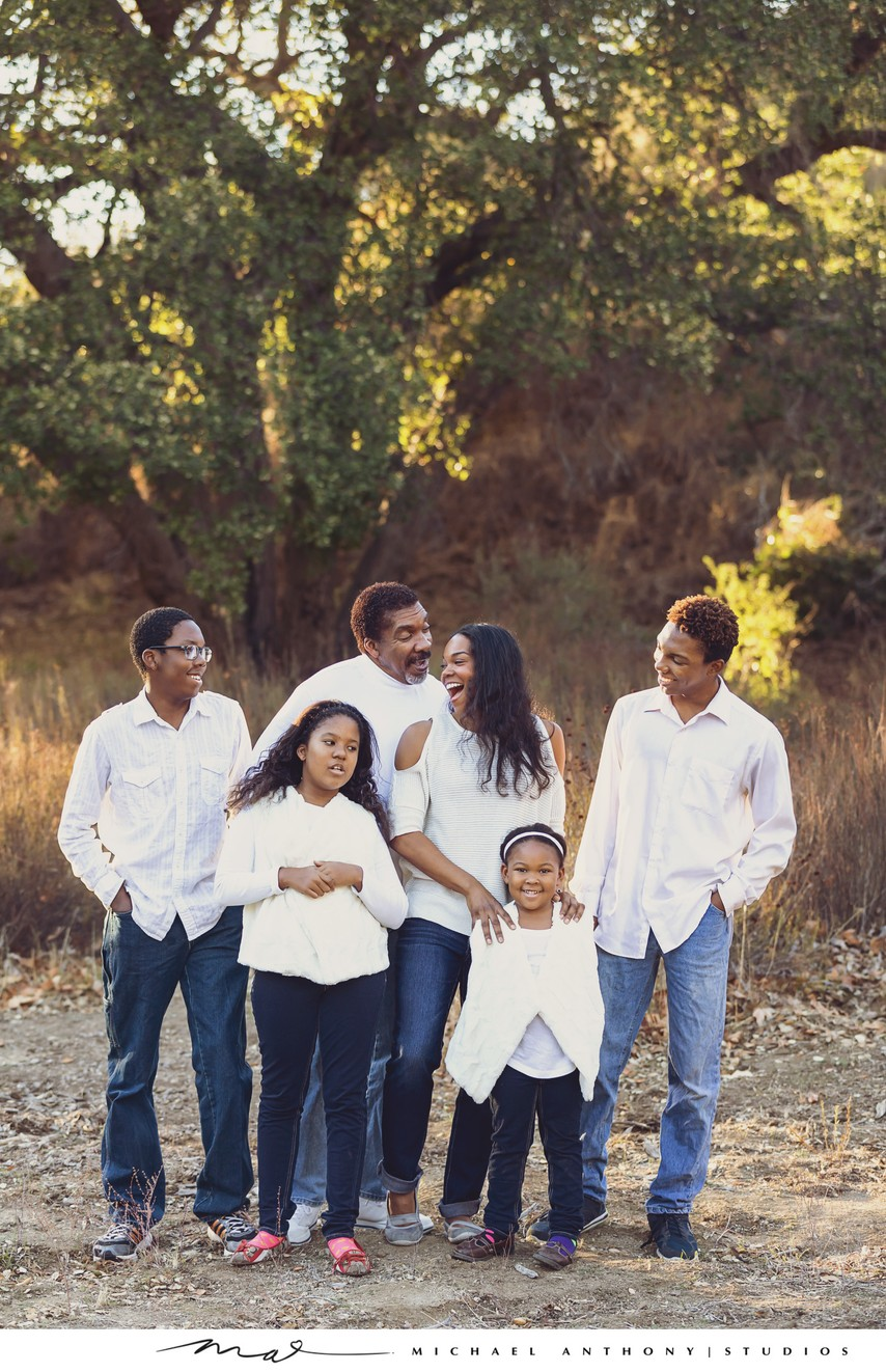 Celebrity Family Photographer in Los Angeles
