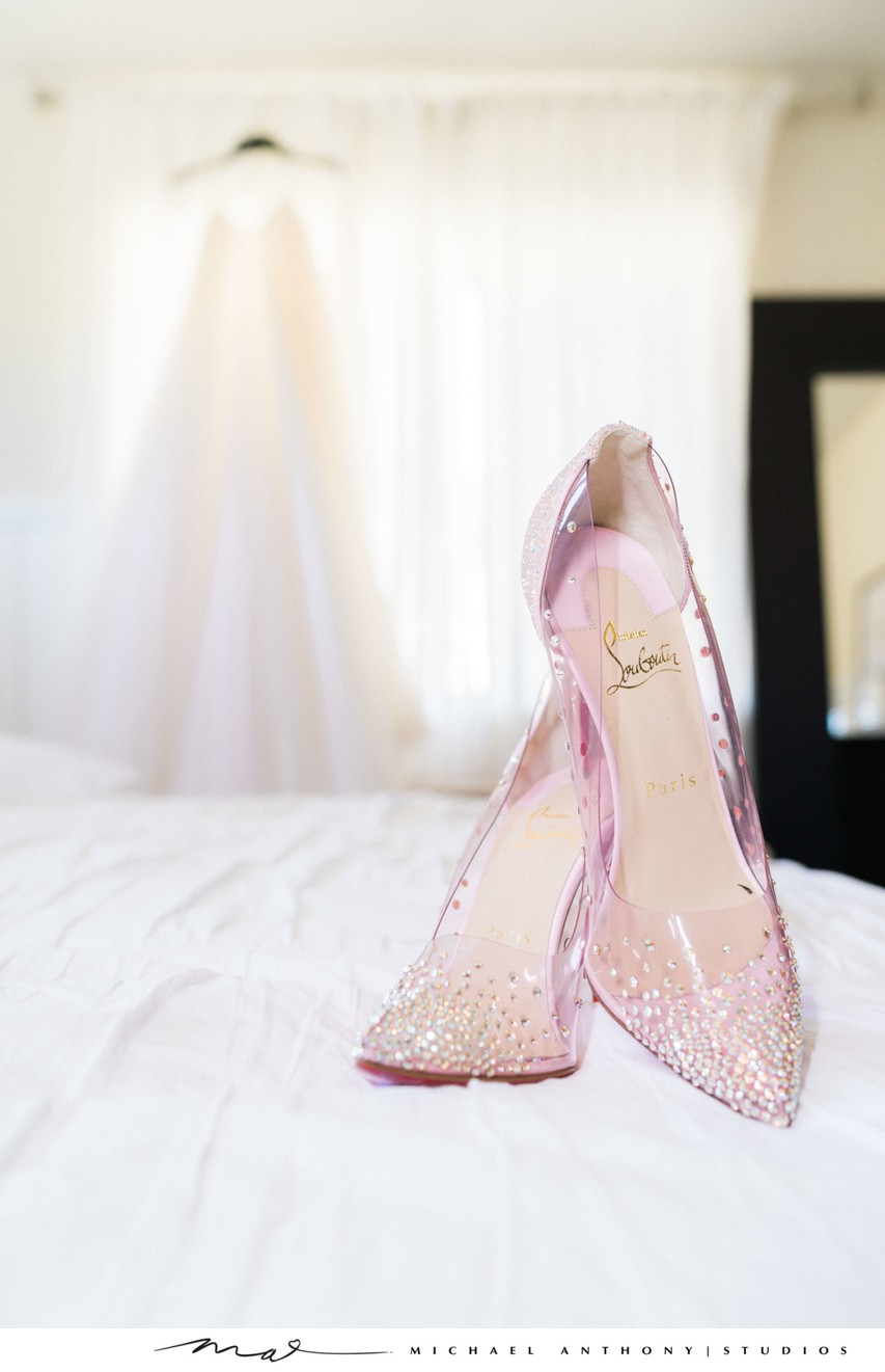 Serendipity Gardens Weddings: Bridal Shoes