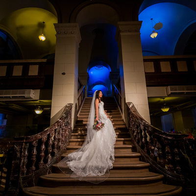 Majestic Downtown Wedding Pictures