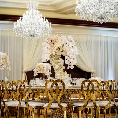 Reception Venues at Four Seasons Westlake Village