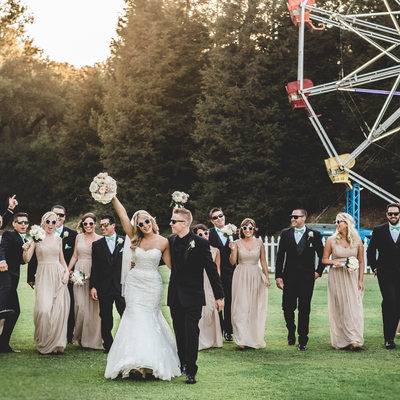calamigos ranch malibu wedding