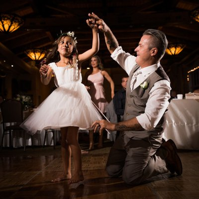 Sand Canyon Country Club Wedding Reception