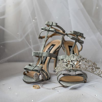 South Park Center Weddings: Bridal Shoes