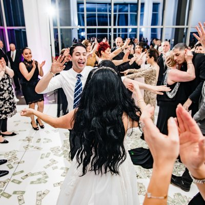 South Park Center Weddings: Reception Dances