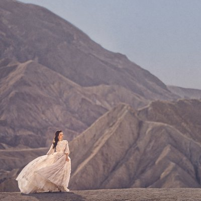Death Valley Wedding Pictures