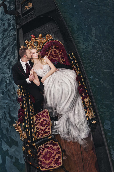 Destination Wedding in Venice Italy