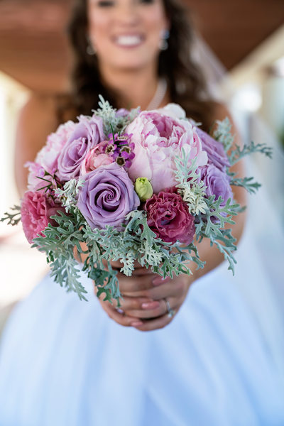 Mountaingate Country Club Wedding Bouquet