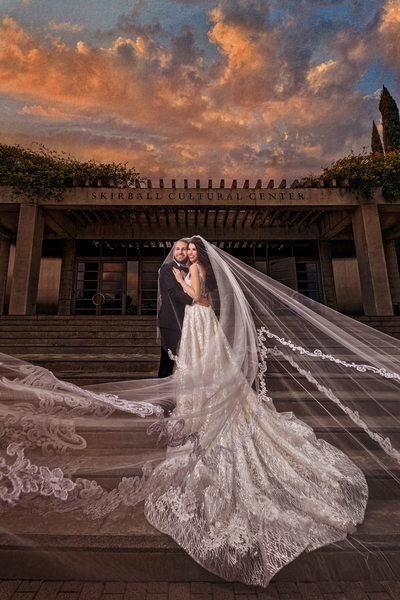 skirball cultural center wedding