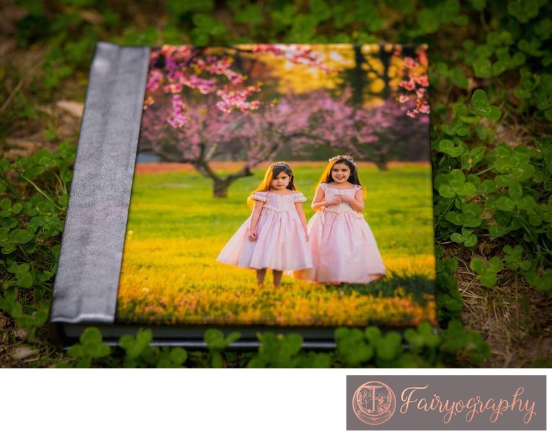 Peach orchard princess album