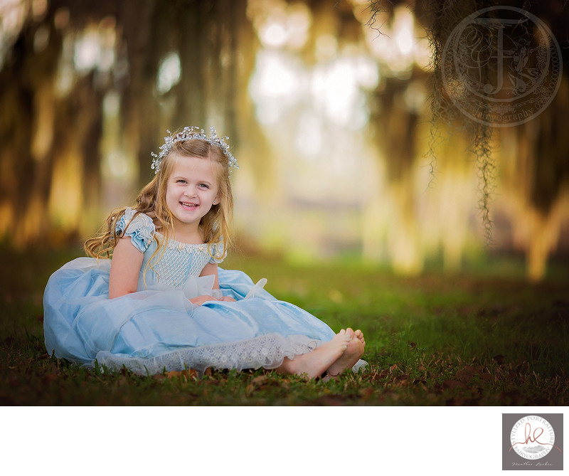 Princess Photos in New Orleans
