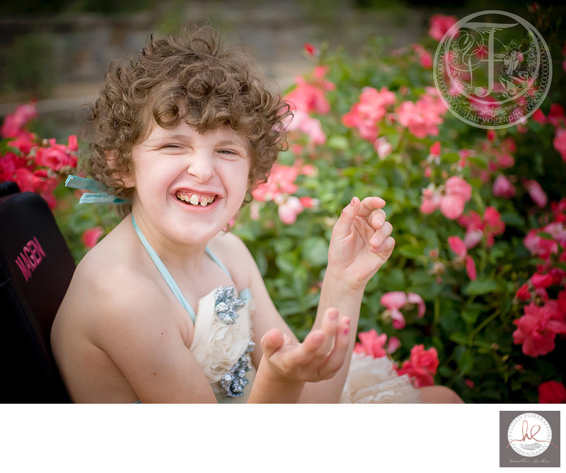 Special Needs Princess Photos