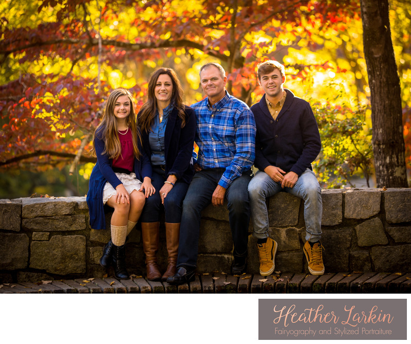 Fall Family Photos Watkinsville
