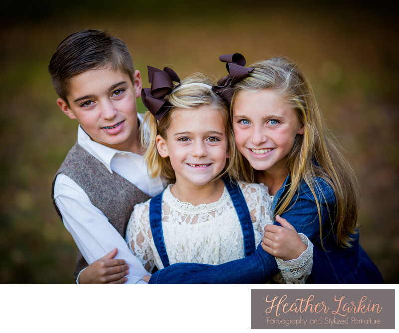 Family portraits in Watkinsville GA