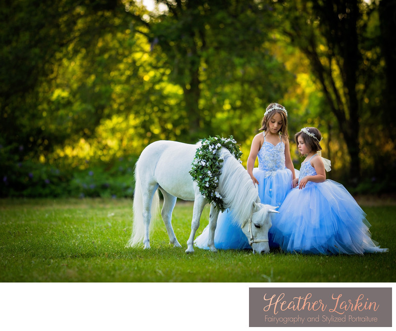 Unicorn Photography in Watkinsville GA