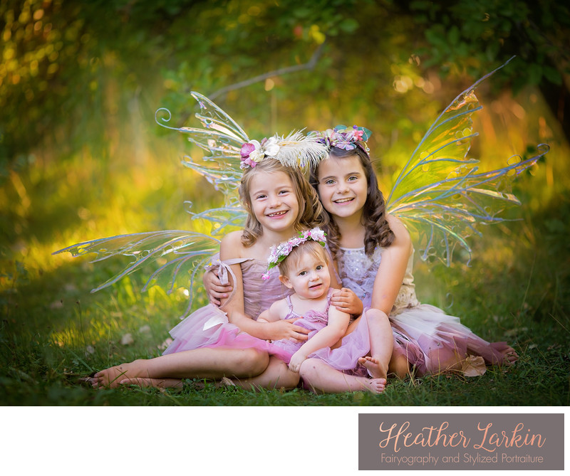 Idaho Fairy Photographer