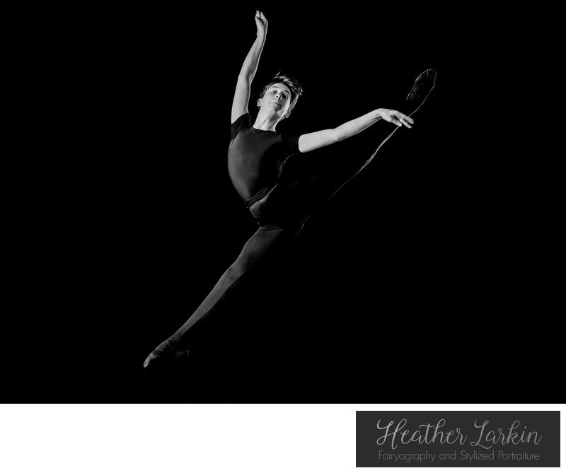 Male dancer photography