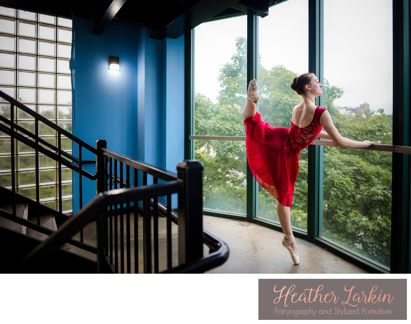 Downtown Athens Dance Photography