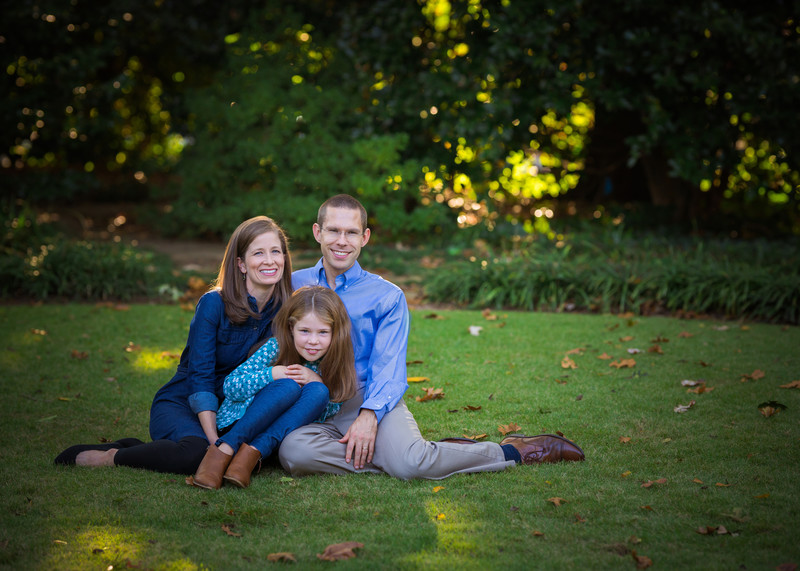 Small family photographer