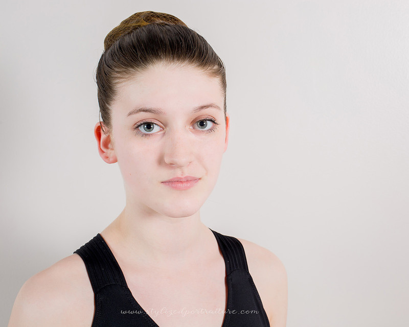 Dancer headshots